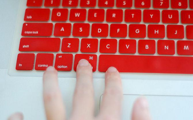 Как сделать переключение языка на mac