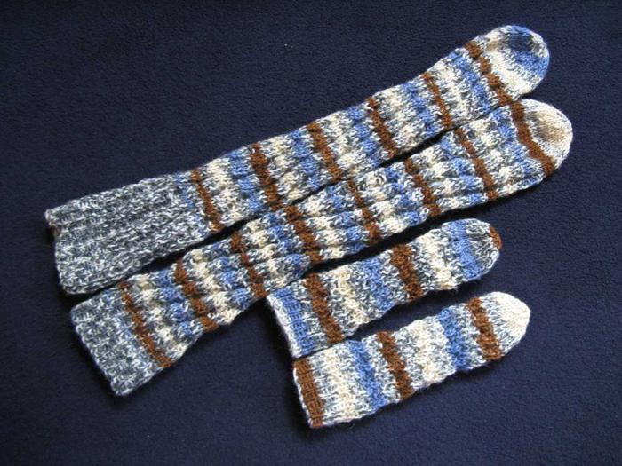 socks for beginners