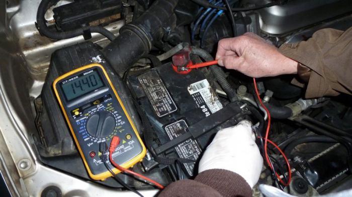 Как проверить генератор? Как проверить генератор мультиметром