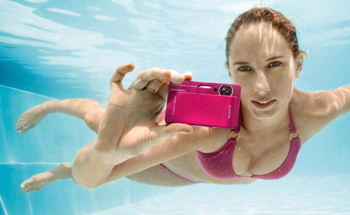underwater camera canon