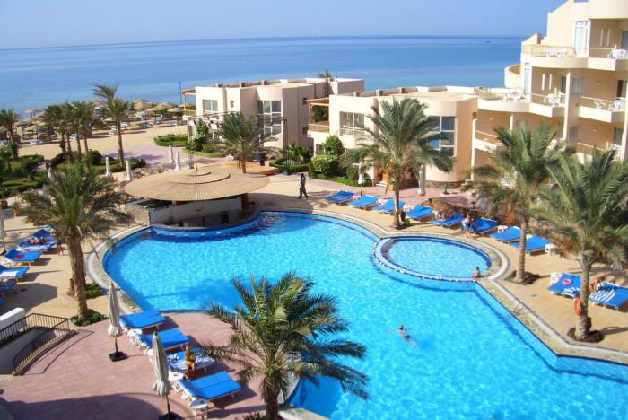 5 star hotels Egypt reviews