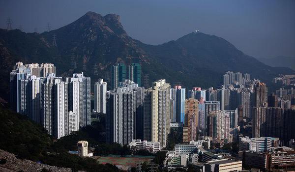Город гонконг столица какой страны