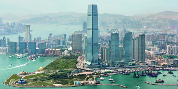 Hong Kong is the capital of which state