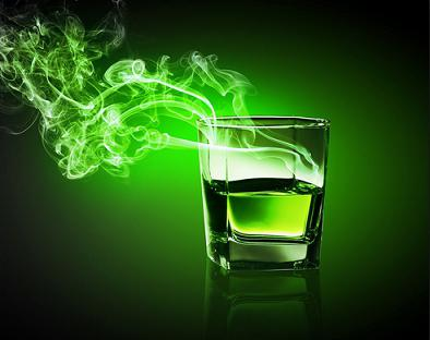 Absinthe composition