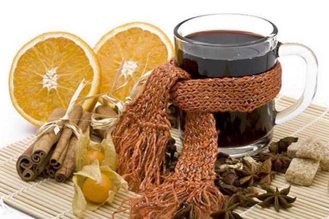 безалкогольный глинтвейн рецепт приготовления в домашних