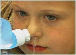 Физраствор для промывания носа в домашних условиях при гайморите