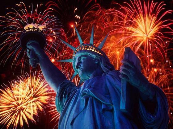 американские национальные праздники