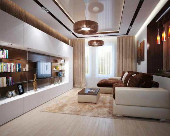 виды дизайна квартир