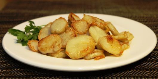 Блюда из топинамбура рецепты с фото