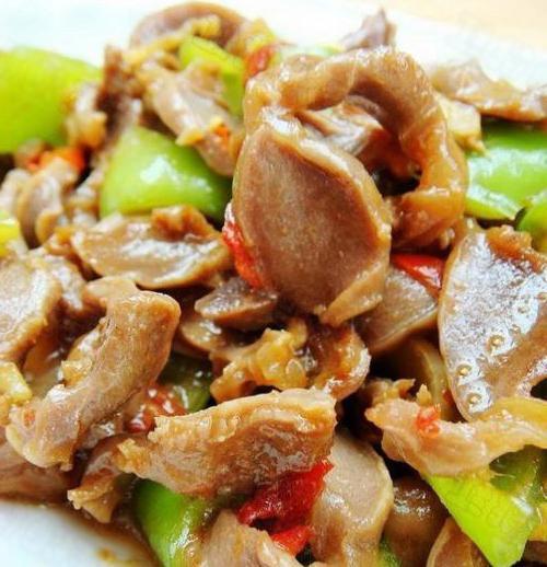 recipe for stewed chicken gizzards