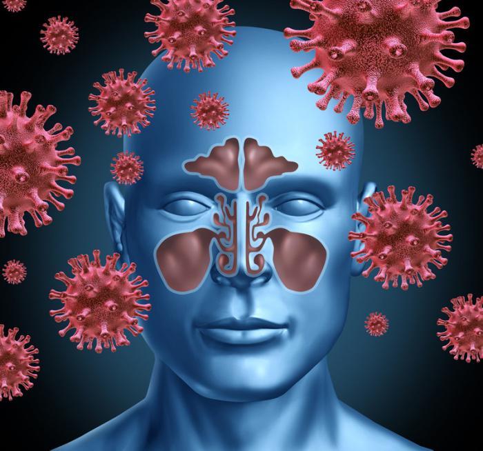 Пневмония Вирусная
