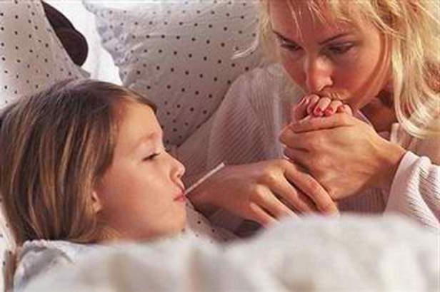 вирусная пневмония симптомы у детей