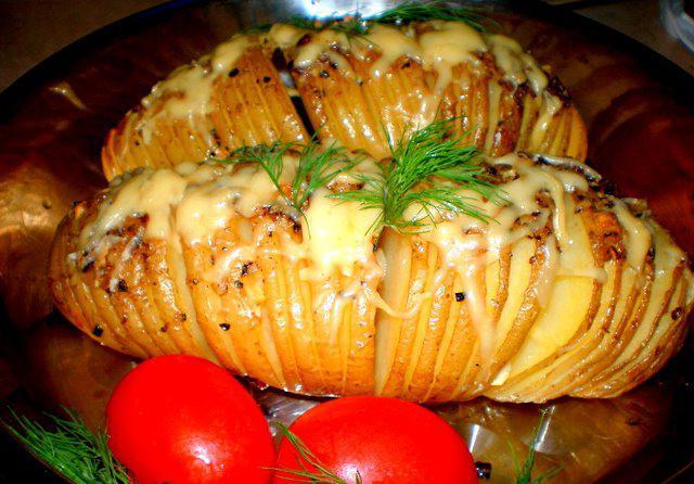potato harmonica recipe