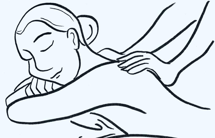 can massage at home