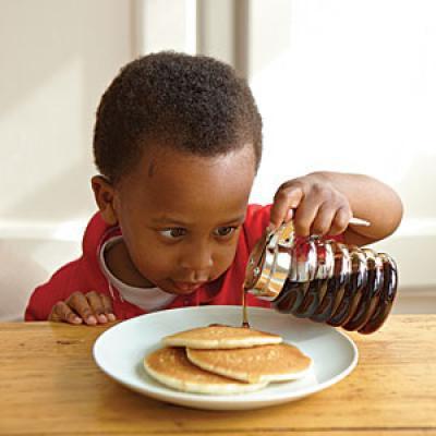 что давать ребенку на завтрак