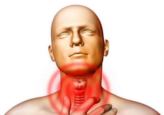 нехватка йода в организме симптомы