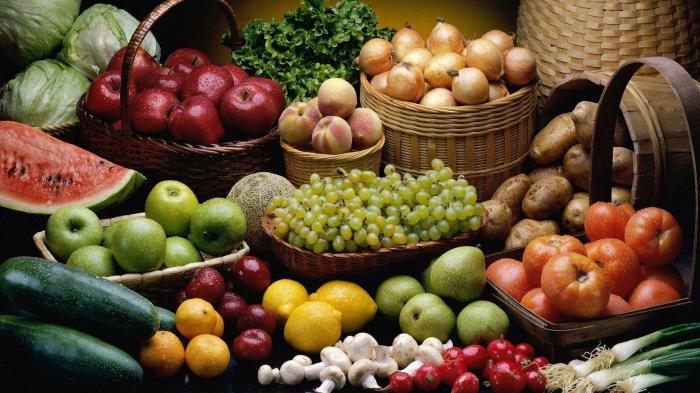 Лиепайская диета таблица питания