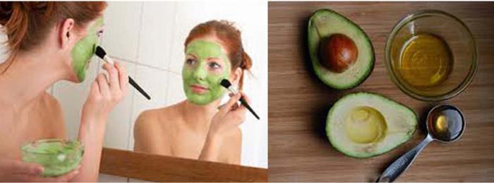 Рецепт маски для лица из авокадо в домашних условиях