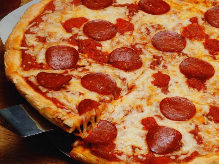 Пицца, рецепты с фото на m: 736 рецептов пиццы