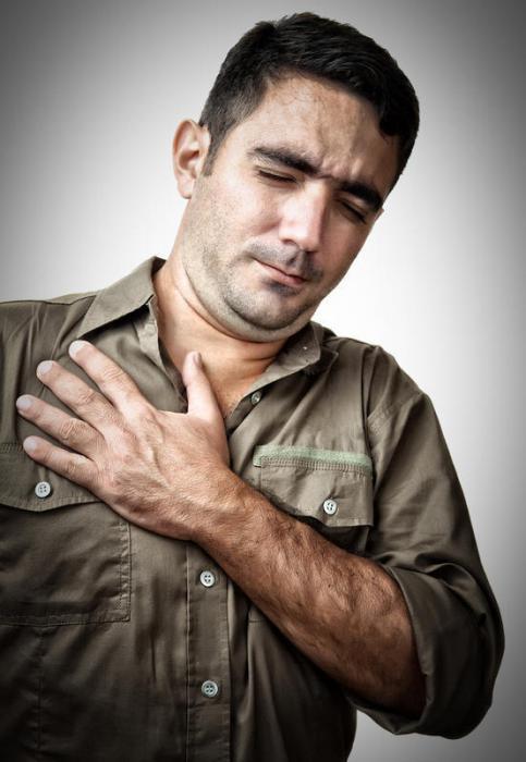 severe shortness of breath when walking