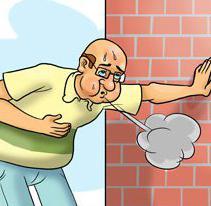 shortness of breath when walking