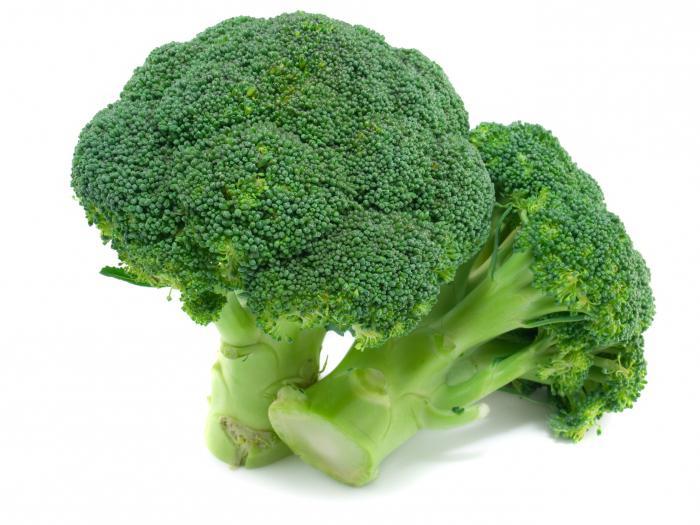 В чем польза брокколи