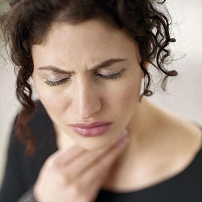 Как правильно сделать компресс на горло