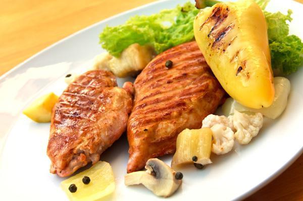 мясо из индейки в духовке рецепт