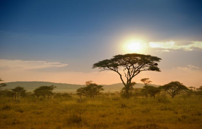 africa natural areas