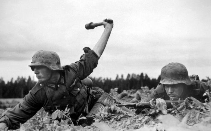 history of the beginning of the Second World War