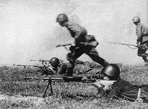 beginning of the Second World War