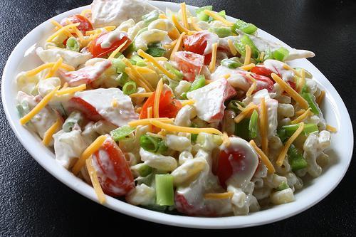 Самые вкусные новые салаты