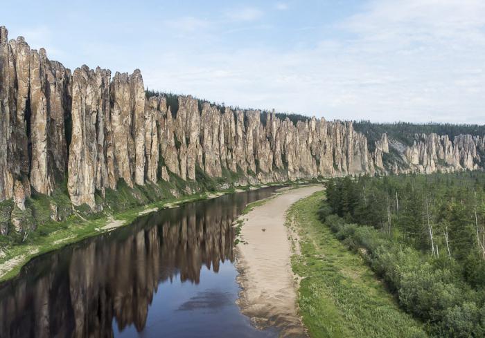 памятники природы России