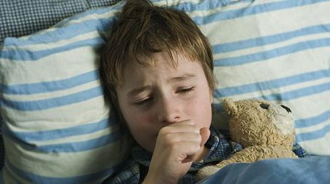 night cough in a child's treatment