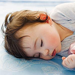 night dry cough in a child