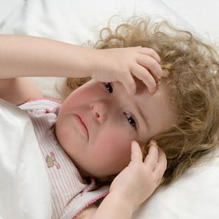 night coughing in a child