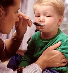 night paroxysmal cough in a child