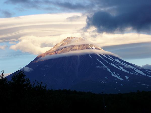 самые действующие вулканы