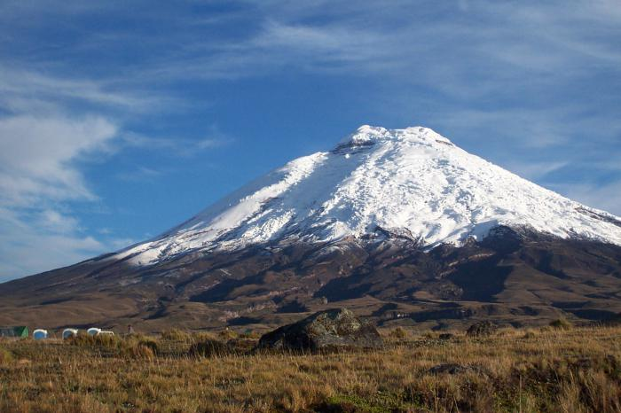действующие вулканы мира