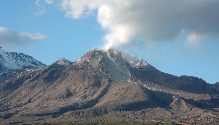 действующие вулканы получи островах