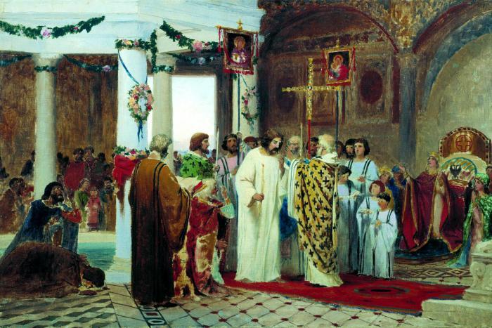 Русский свадебный обряд — Википедия