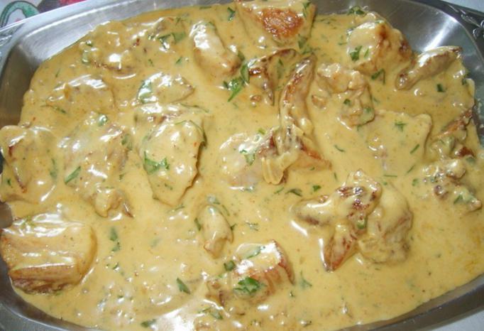 Соус из свинины с картофелем - рецепт с фото на Повар. ру 64