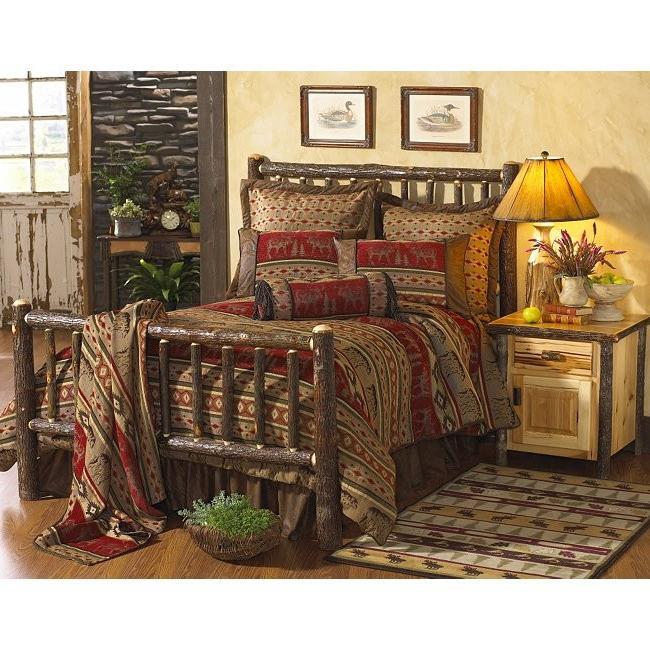 деревянная кровать дизайн 2