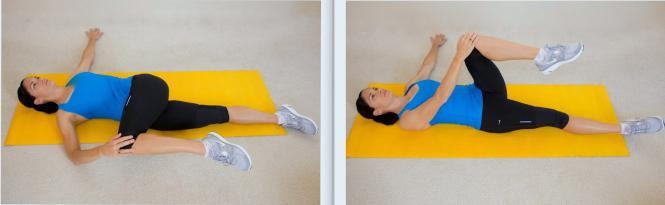 gymnastics to strengthen the back