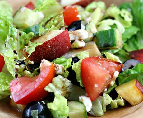 салаты с оливками и маслинами рецепты с фото