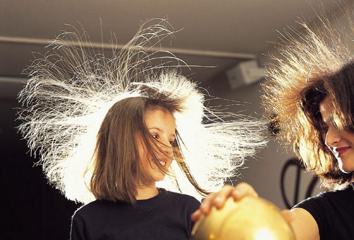 Маска для волос с луком и репейным маслом