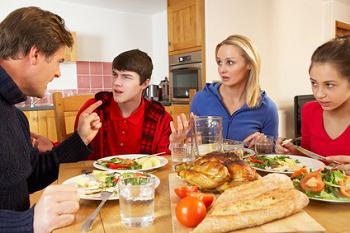 семейные отношения и дети