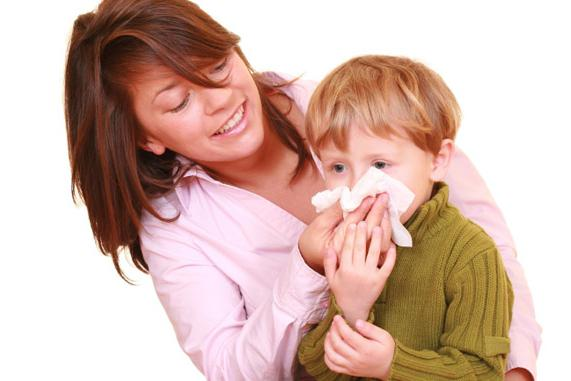 flu plus children