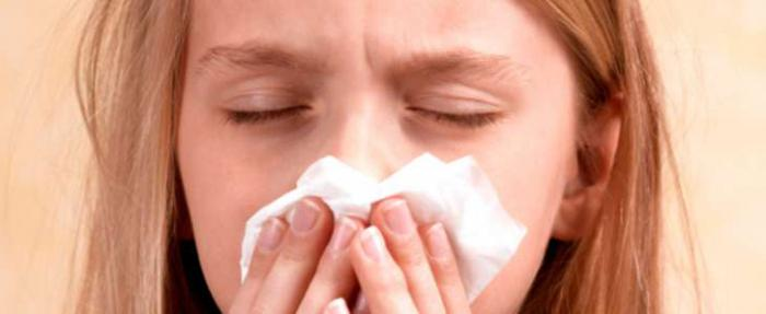 treatment of rhinitis folk remedies