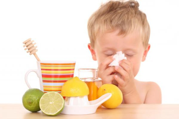 allergic rhinitis treatment of folk remedies